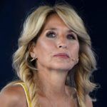 """Jo Squillo is moved by Serena Bortone reminding her parents: """"It's an evolving mourning"""""""
