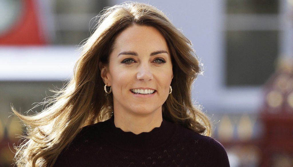 Kate Middleton, the secret outing in London that triggers jealousies