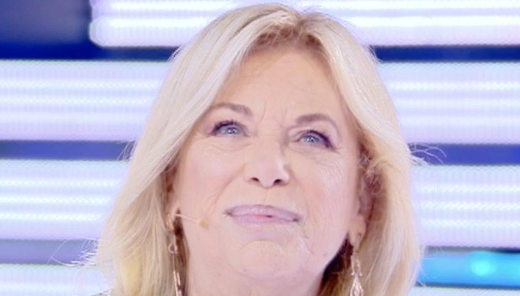 Live, Rita Dalla Chiesa si commuove con l'omaggio a Fabrizio Frizzi