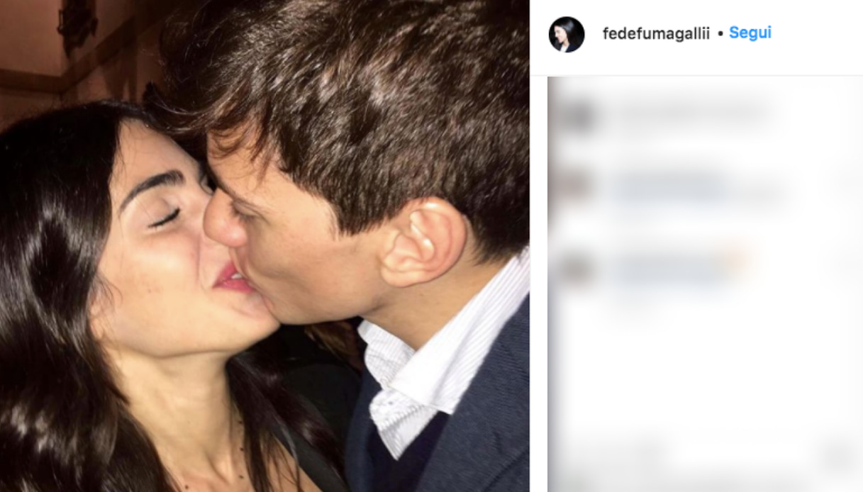Luigi Berlusconi marries Federica Fumagalli Instagram