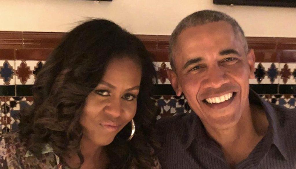 Michelle e Barack Obama, un amore lungo 28 anni: dal primo bacio alle difficoltà (superate)