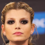 X Factor, Emma Marrone is furious with a competitor