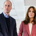 William in the storm for his secret: Kate Middleton is with him