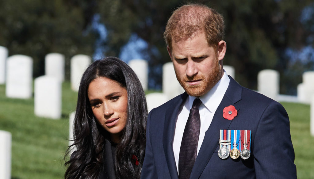 Meghan Markle challenges Kate Middleton and Harry takes revenge on the palace's refusal