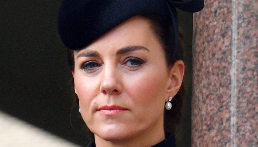 Kate Middleton, the secret message of pearl earrings