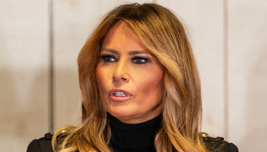 Melania Trump doesn't call Jill Biden and hushes up rumors of divorce