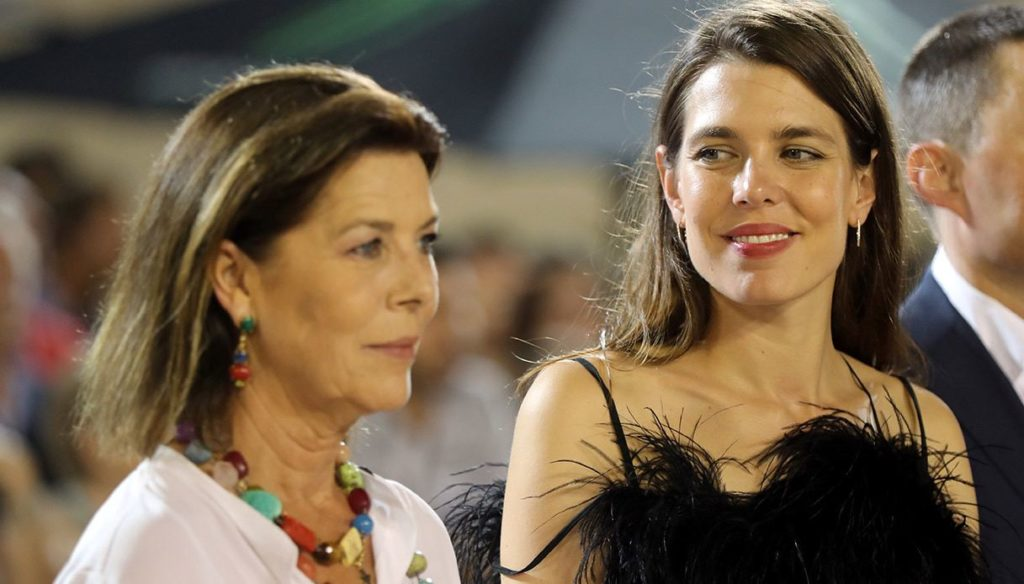 Carolina and Charlotte of Monaco: the sweet comparison with Grace Kelly
