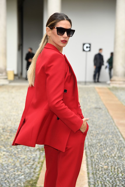 How to wear the suit: ideas to make it cool