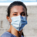 Letizia of Spain meets Unicef and shows off the perfect work look