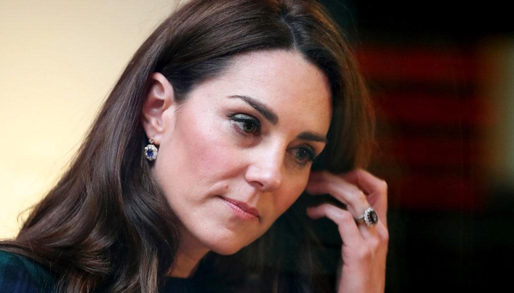 Kate Middleton, Katrina Darling is the awkward cousin who dances burlesque