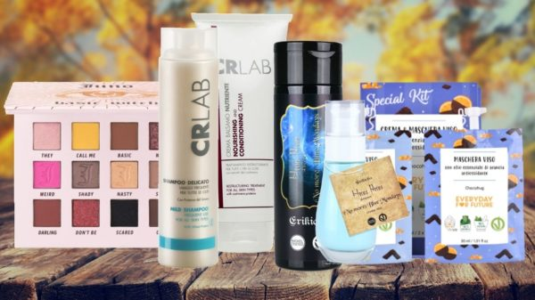 The favorites of November: between skincare, haircare and face and eyes