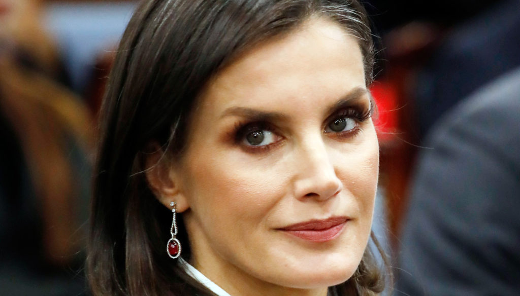 Letizia of Spain jealous of Felipe: the look that betrayed her