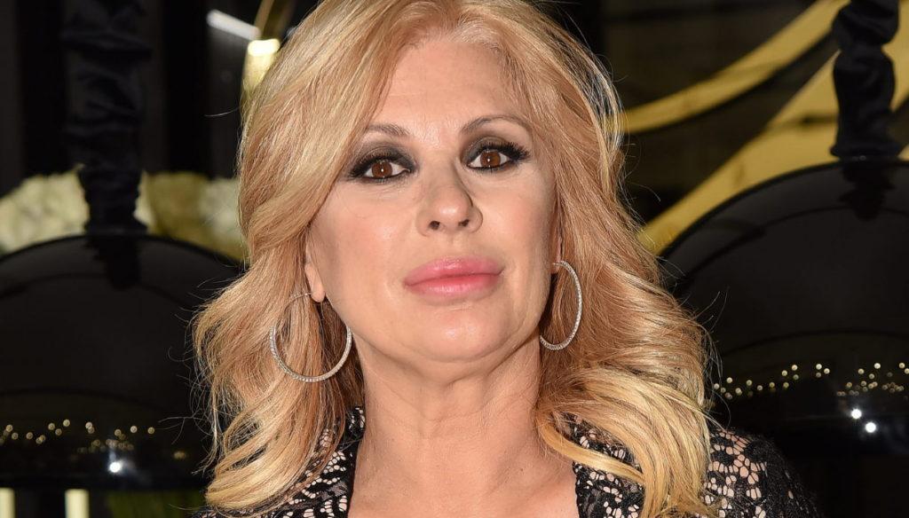 Tina Cipollari single: the story with Vincenzo Ferrara is over
