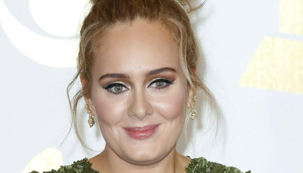 Adele turns down $ 52 million to promote weight loss diets
