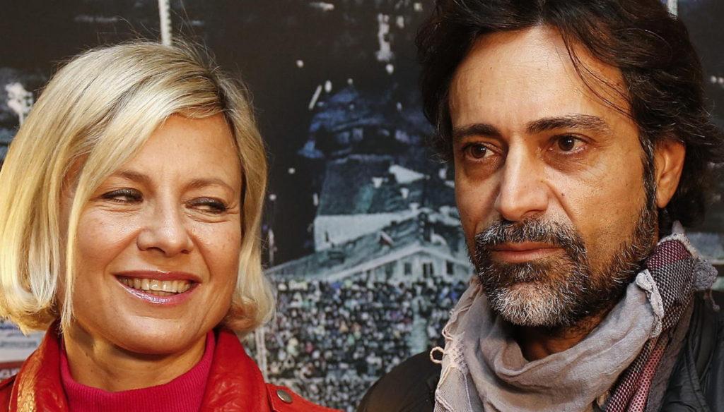 Antonella Elia and Pietro Delle Piane broke up