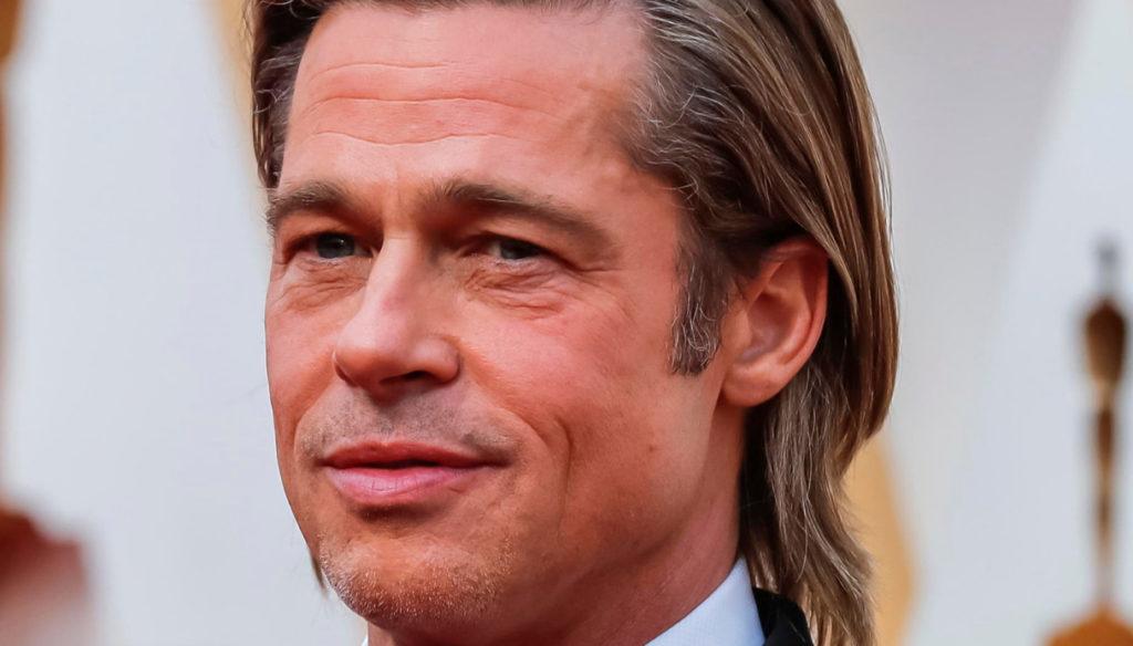 Brad Pitt at Angelina Jolie's house: the secret meeting