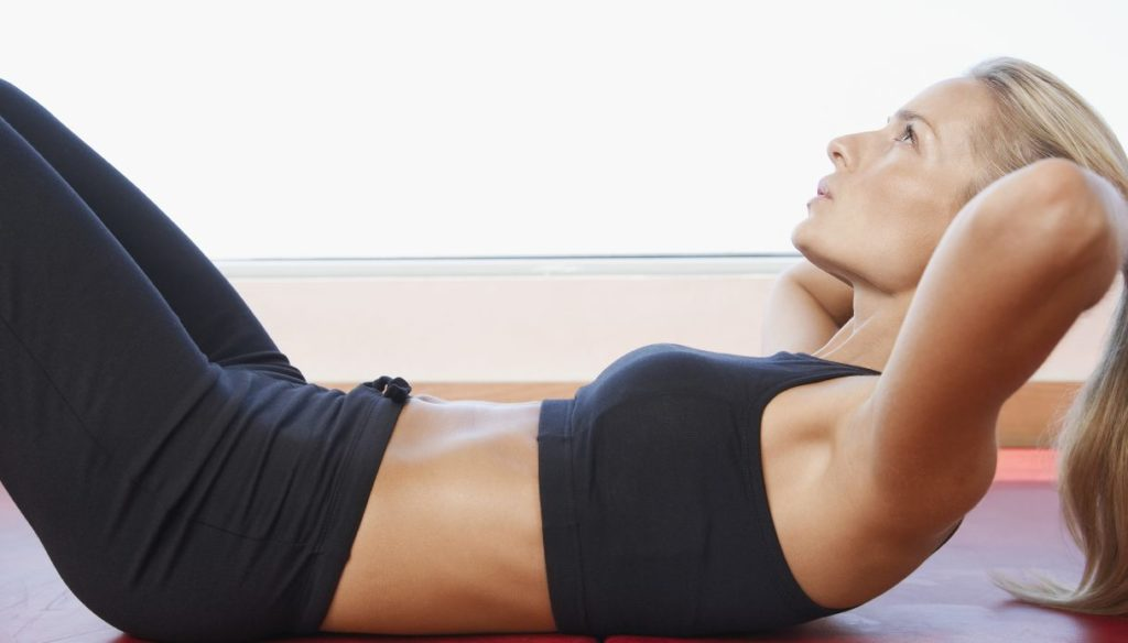 Crunch: how to do the abdominals correctly?