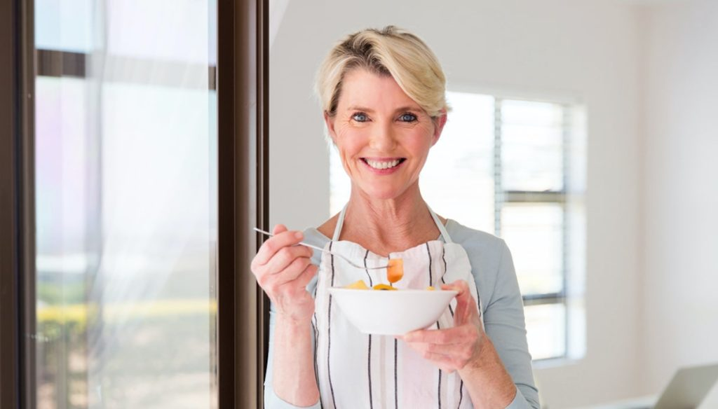 Diet for over 50s: the best 4