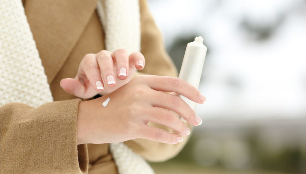 Effective remedies against chilblains on the hands