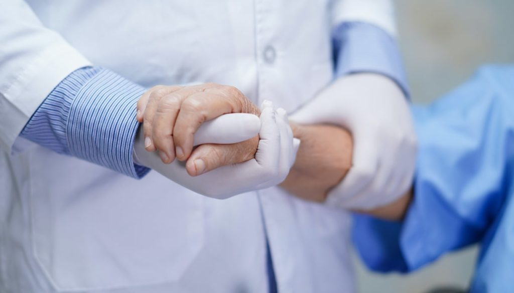 Empathy and doctor-patient relationship, what are they worth in blood diseases