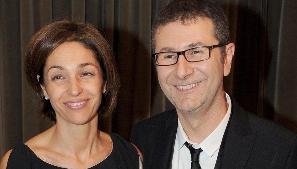Fabio Fazio turns 56: who is his wife Gioia Selis
