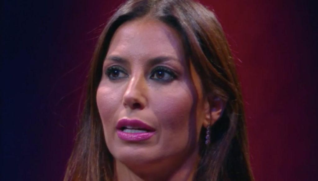 GF Vip, Elisabetta Gregoraci torna a parlare di Briatore e scoppia a piangere