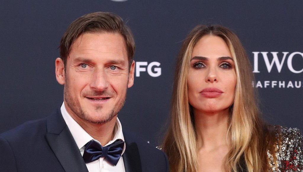 Ilary Blasi and Francesco Totti, Alfonso Signorini reveals how they are