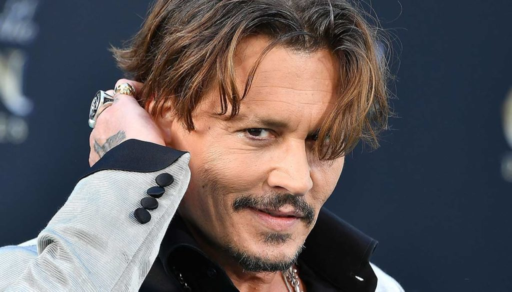 Johnny Depp loses with Amber but wins with all the others