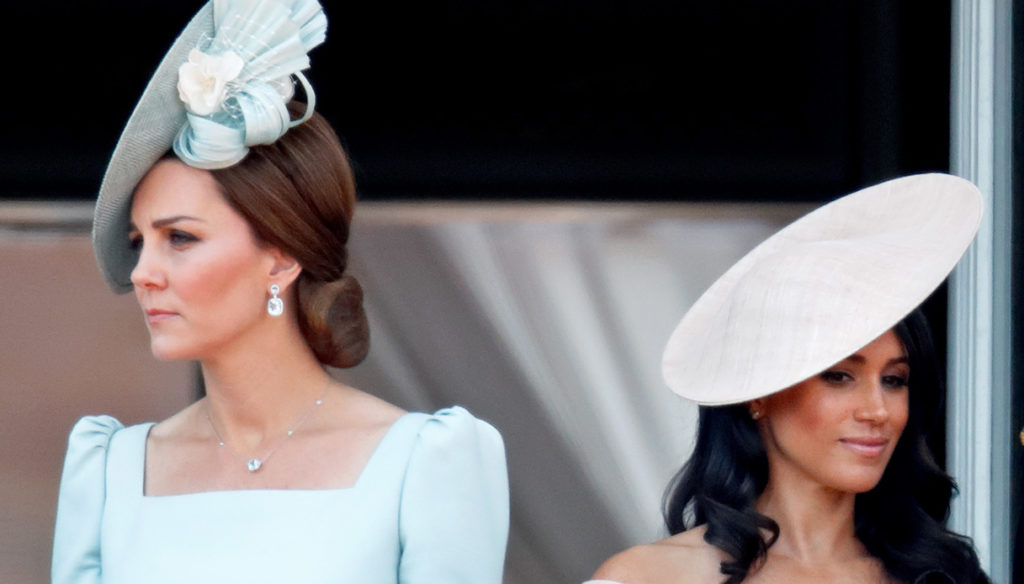 Kate Middleton and Meghan Markle together again for a special invitation