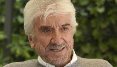 Lino Guanciale A Touching Tribute To Gigi Proietti On Instagram