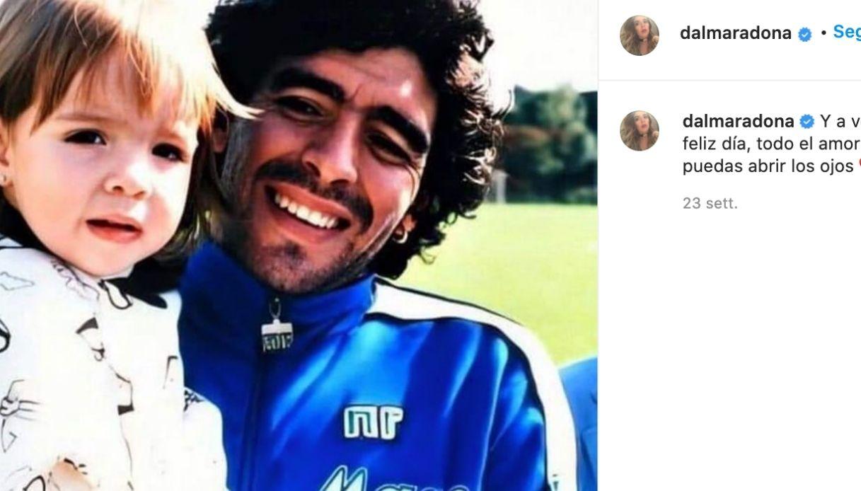 "Maradona-e-Dalma-Instagram ""width ="" 1080 ""height ="" 616 ""srcset ="" https://Tipsforwomens.it/wp-content/uploads/sites/3/2020/11/Maradona-e-Dalma-Instagram .jpg? resize = 1217,694 1217w, https://tipsforwomens.org/wp-content/uploads/2020/11/Maradona-his-daughter-Dalma-breaks-the-silence-quotI-will-love.jpg?resize=300,171 300w, https: / /Tipsforwomens.it/wp-content/uploads/sites/3/2020/11/Maradona-e-Dalma-Instagram.jpg?resize=768,438 768w, https://Tipsforwomens.it/wp-content/uploads/sites/ 3/2020/11 / Maradona-e-Dalma-Instagram.jpg? Resize = 1024,584 1024w, https://Tipsforwomens.it/wp-content/uploads/sites/3/2020/11/Maradona-e-Dalma -Instagram.jpg? Resize = 436,249 436w, https://tipsforwomens.org/wp-content/uploads/2020/11/Maradona-his-daughter-Dalma-breaks-the-silence-quotI-will-love.jpg?resize=1080,616 1080w ""sizes = ""(max-width: 1080px) 100vw, 1080px""><p id="