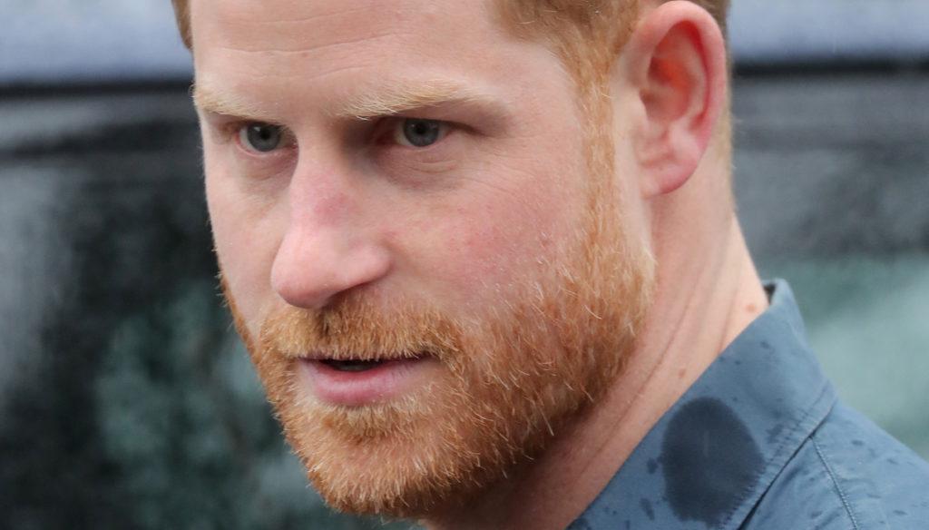 Meghan Markle, Harry appare in tv nella versione inglese di Ballando con le Stelle