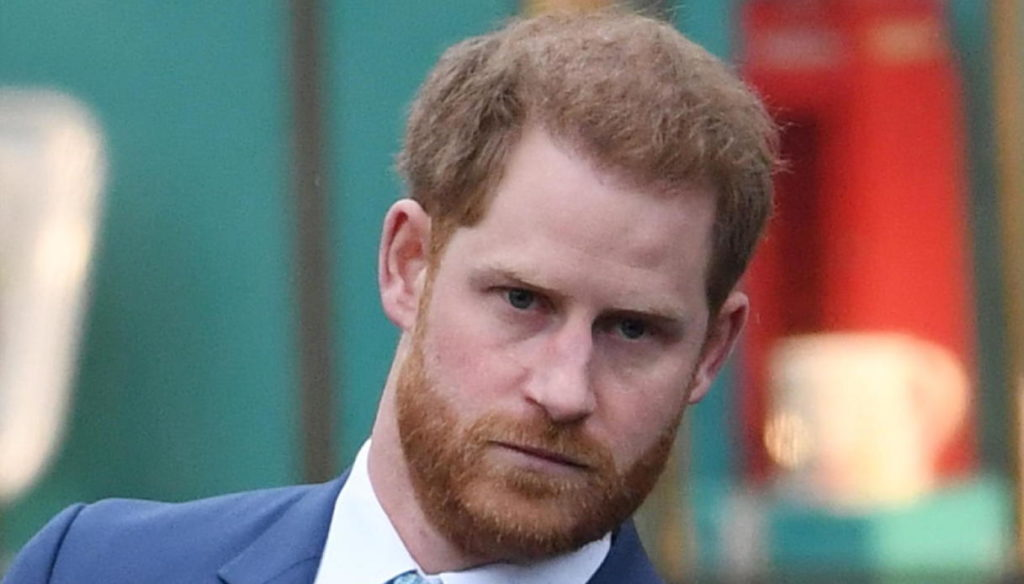 Meghan Markle, Harry wants The Crown to stop