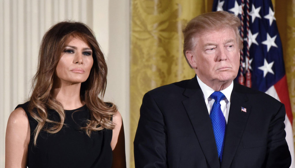 Melania Trump brakes Donald and is ready for divorce: the ex-friend intervenes