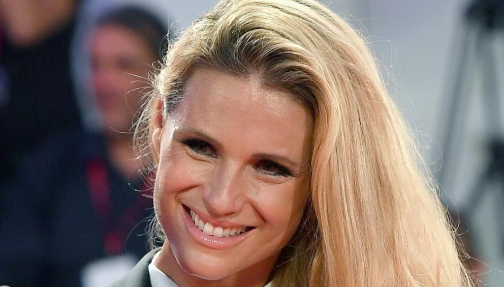 "Michelle Hunziker reveals a background on Gerry Scotti: ""I was worried"""