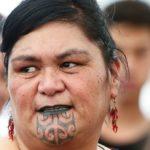 Nanaia Mahuta, a Maori female Foreign Minister in New Zealand
