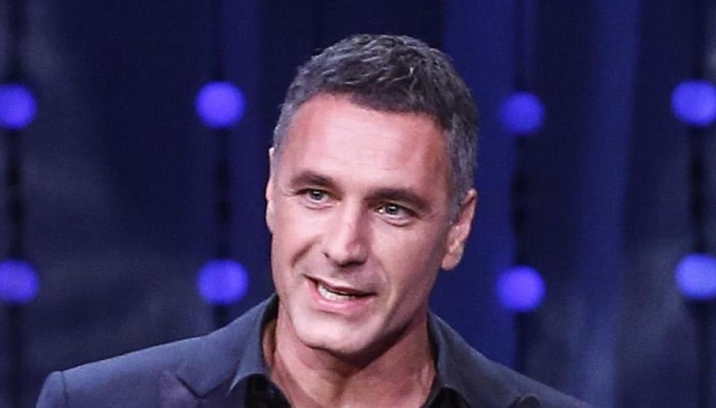 Raoul Bova confesses and reveals how he spends his nights
