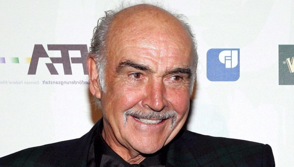 Sean Connery, his wife Micheline tells the last moments together