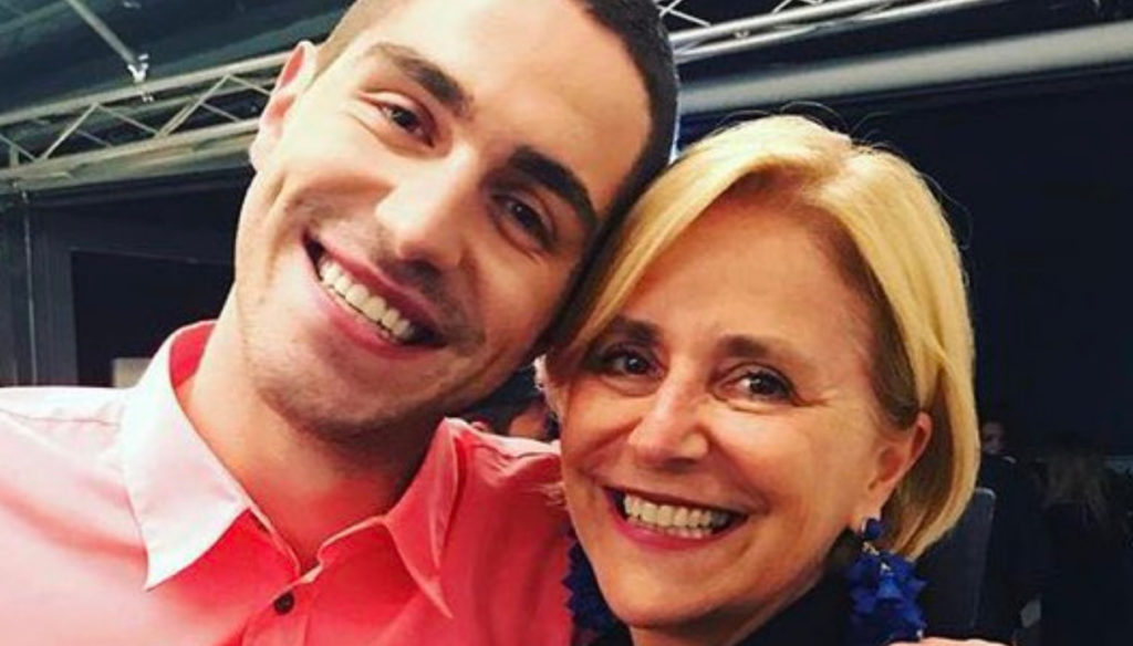 Who is Armanda Frassinetti, Tommaso Zorzi's mother