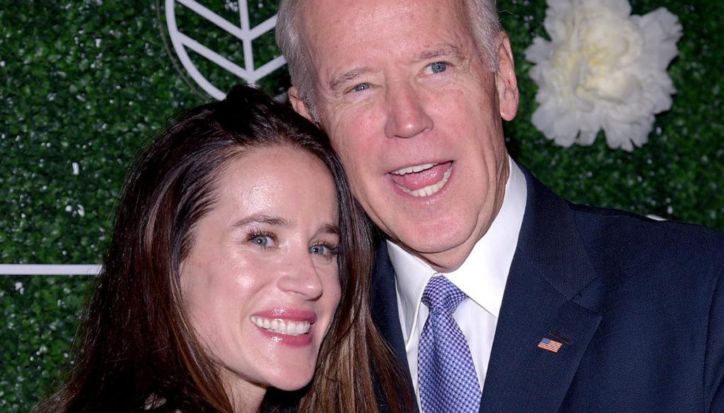 Who is Ashley, Joe Biden's last daughter