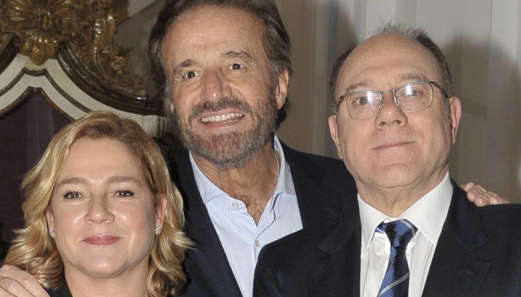 Chi è Silvia Verdone, la moglie di Christian De Sica