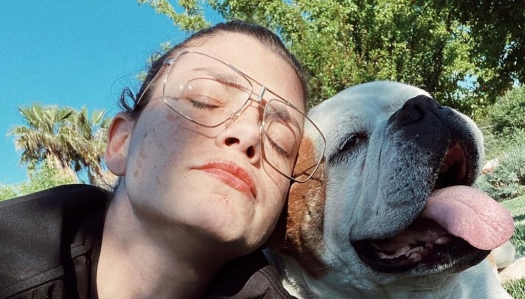 "Emma Marrone, the pain for the dog Gaetano: ""You left a huge void"""