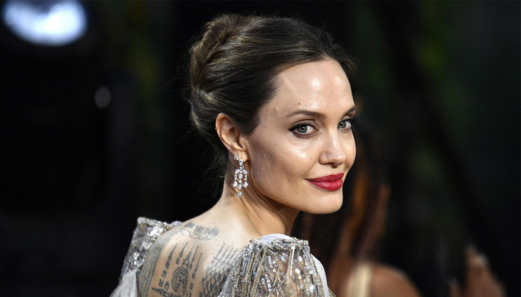 """Angelina Jolie to women victims of violence: """"Look for allies"""""""