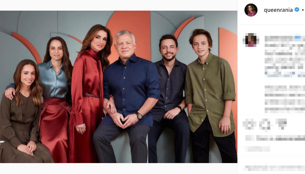 Royal Family of Jordan