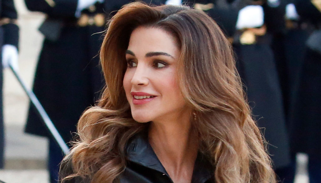Rania of Jordan beats Kate Middleton and Letizia of Spain: the birthday photo is enchanting