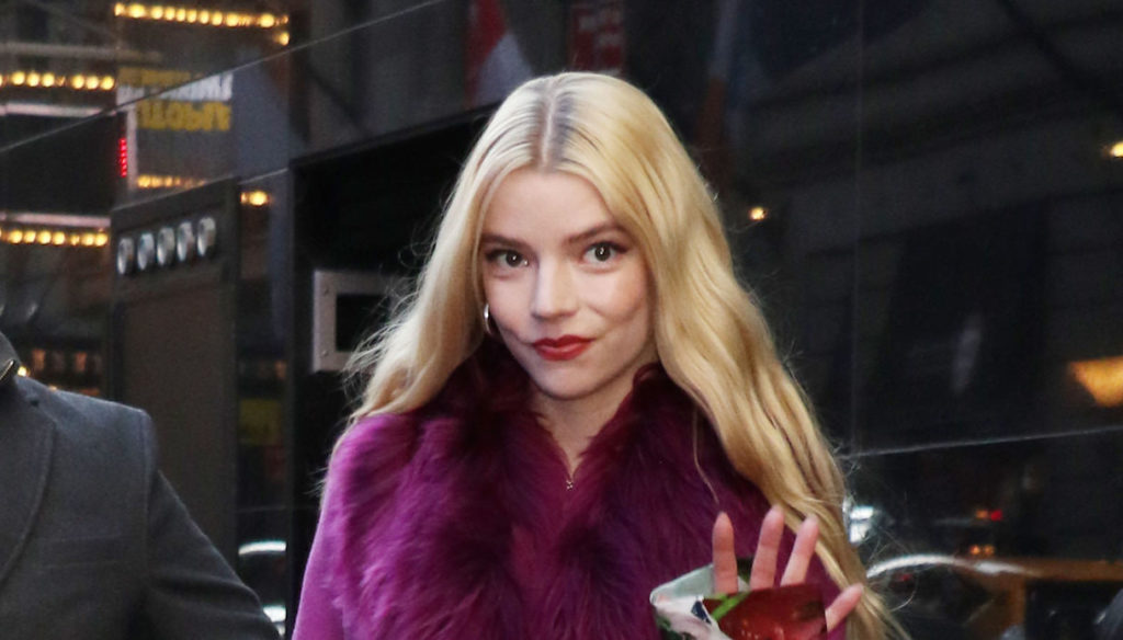 Anya Taylor-Joy: the chess queen's look report card