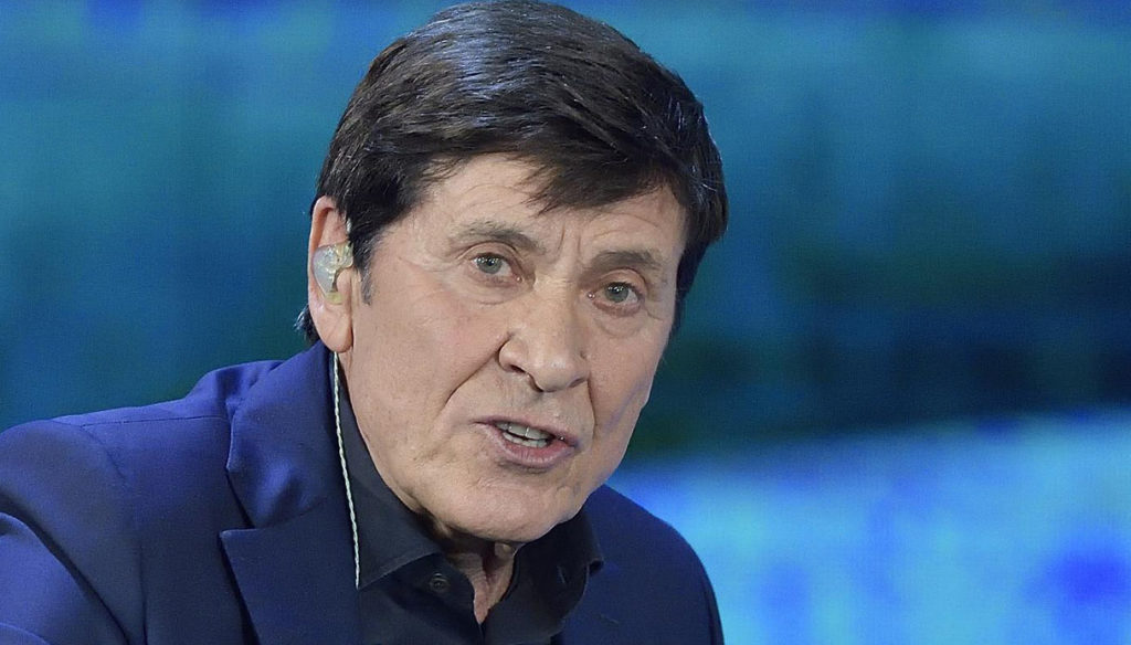 "Gianni Morandi at the soup kitchen: ""I'm not doing anything heroic"""