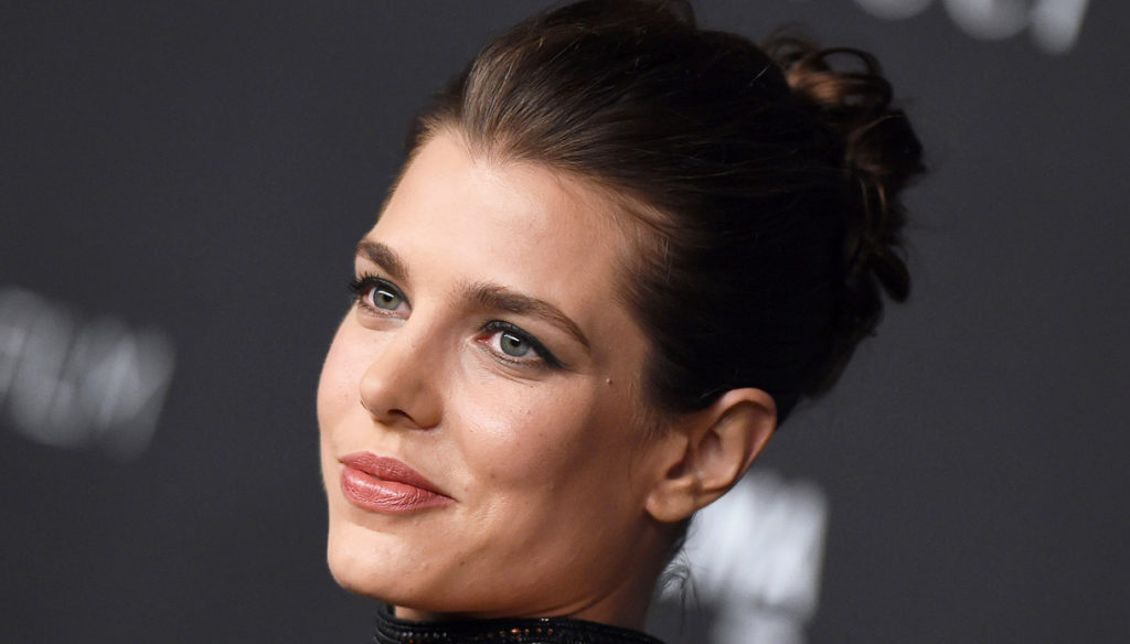 Charlotte Casiraghi, new face of Chanel 2021: fairytale looks
