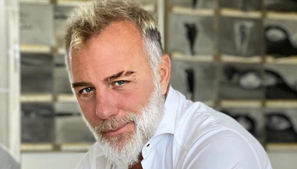 """Gianluca Vacchi shows his daughter: """"Born with a malformation on the palate"""""""