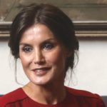Letizia of Spain, the Christmas Eve dinner at the Zarzuela Palace